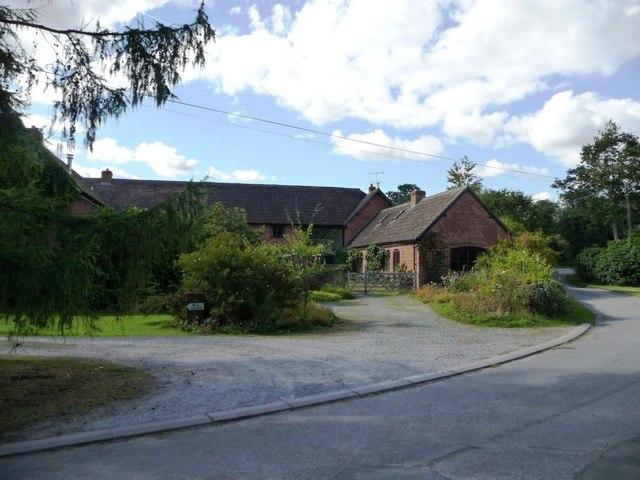Lower Ledwyche Farm