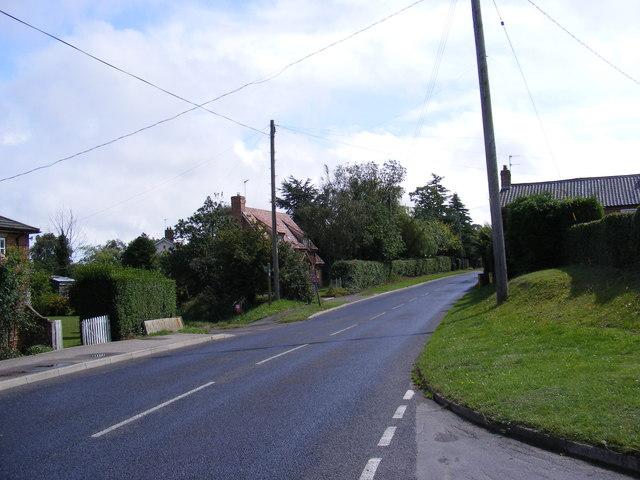 Dunwich Lane, Blythburgh