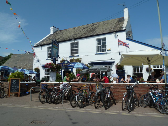 The Swan Inn, Lympstone