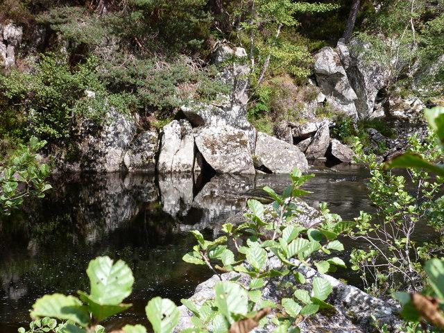 Pool on the River Farrar