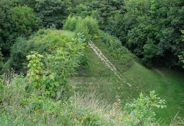 Bartlow: burial mound