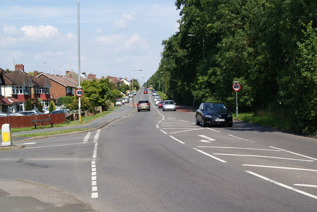 London Road, Stoneleigh