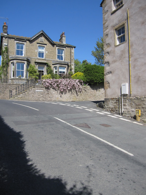 The junction of Burton Hill and Low Street
