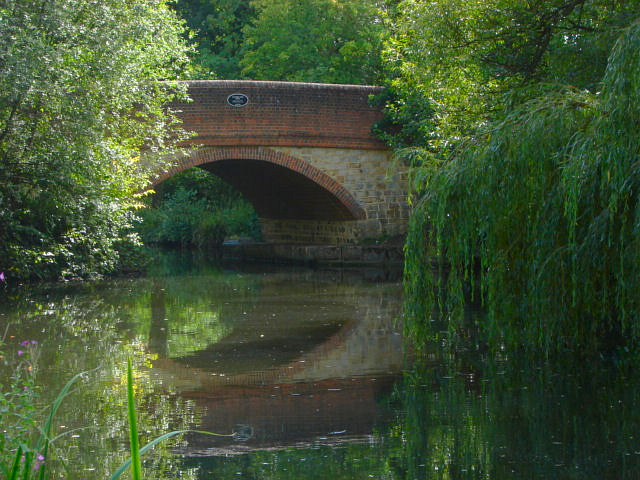 Guildford Road bridge