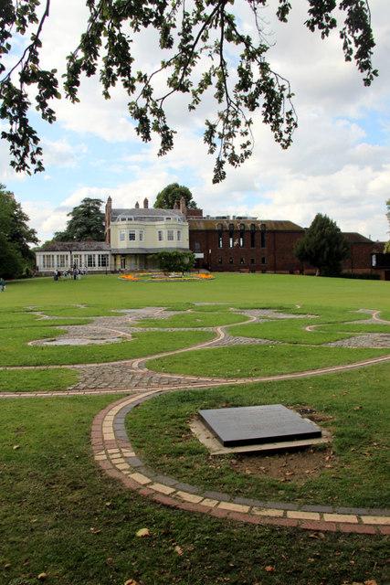 Marlow Millennium Maze, Marlow, Buckinghamshire