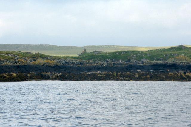 Sabhaig Mor, off An t-Ob (Leverburgh)