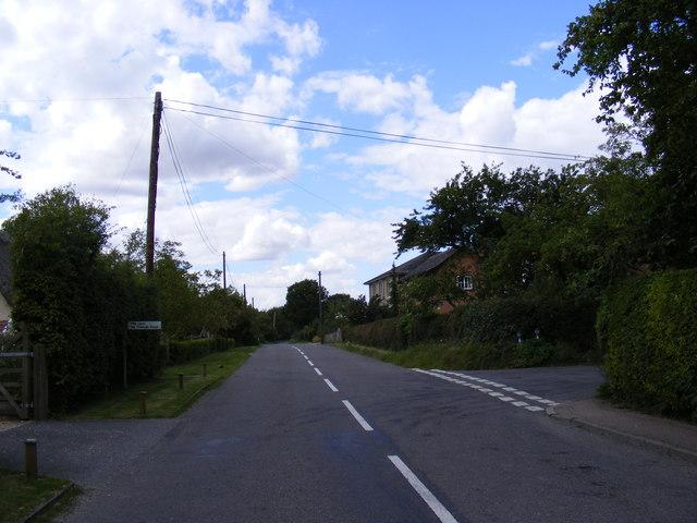 Low Lane, Brandeston