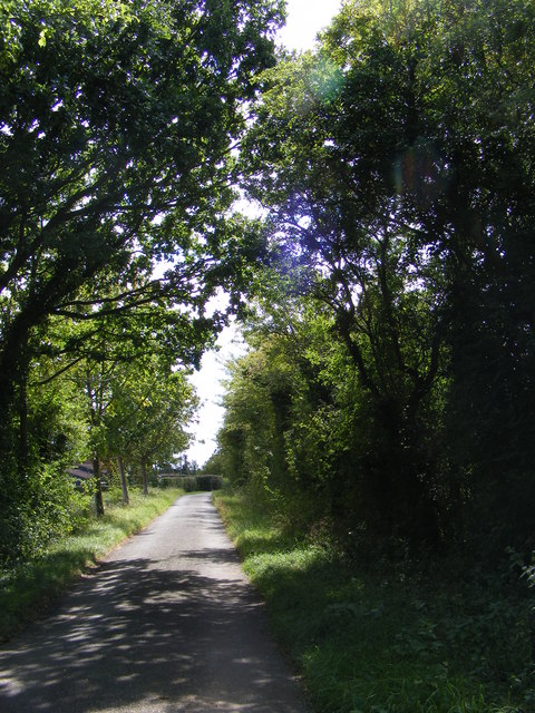 Mill Lane, Brandeston