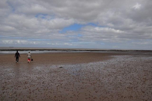 West Somerset : Sandy Beach