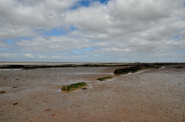 West Somerset : Mud & Sandy Coastline