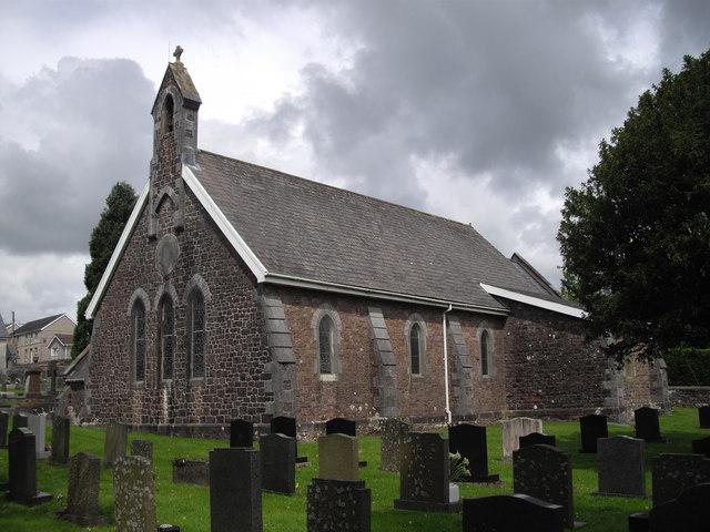 Eglwys St Lleian, Gorslas
