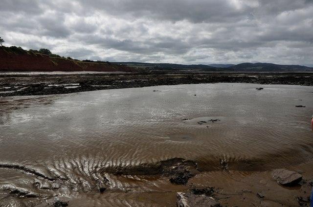 West Somerset : Sand & Mud