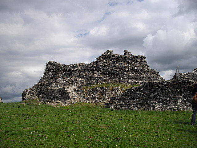 Ruins of Dryslwyn Castle