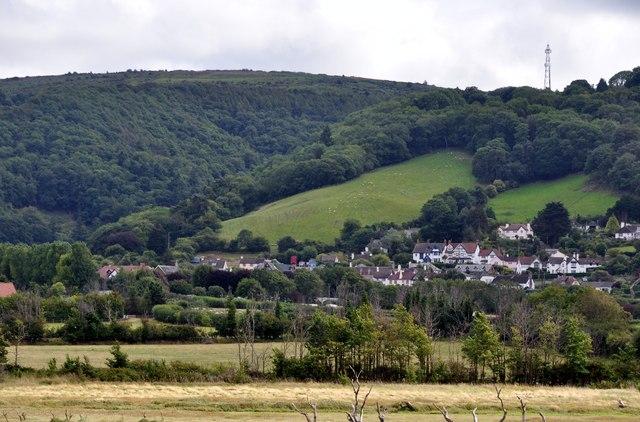 West Somerset : Porlock View
