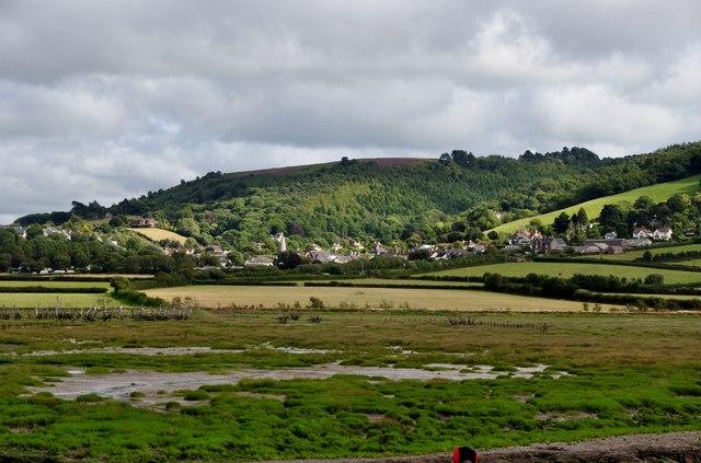 West Somerset : Marshland & Porlock