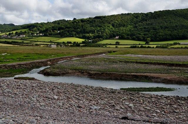West Somerset : Stream & Marsh