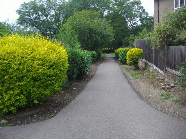 Entrance to Sunnyhill Park