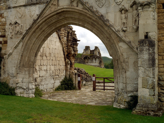 Kirkham Abbey Ruins