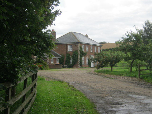 Farmhouse at West Farm Shadforth