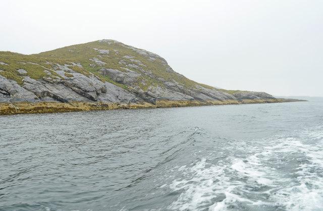 South west slopes of Sgurr na Stri