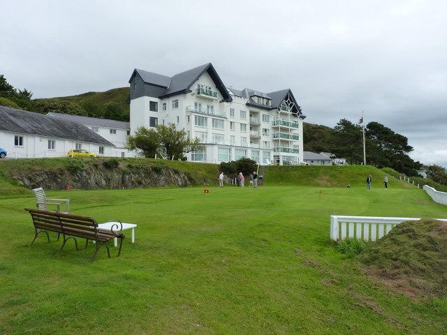 The Trefeddian Hotel