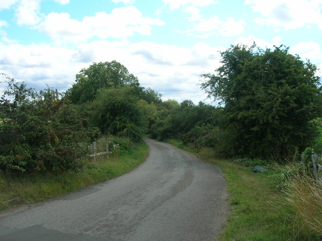 Mill Lane towards Scrooby