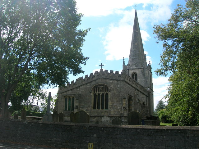 St Wilfrid's Church, Scrooby