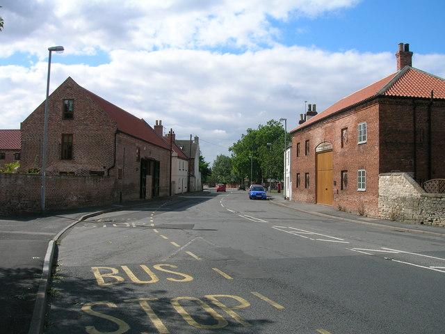 Main Street, Harworth