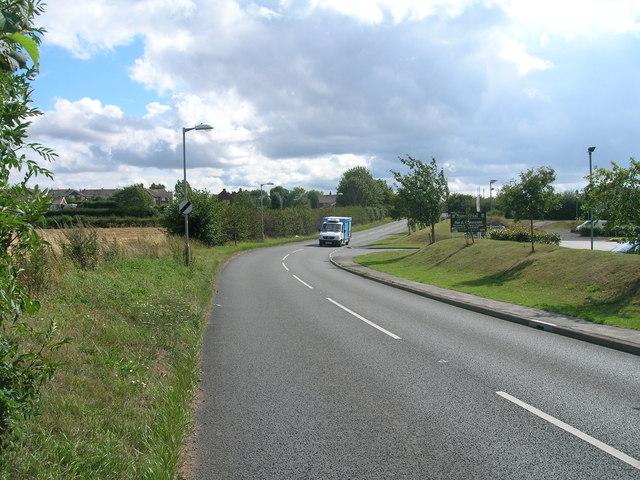 Styrrup Road (B6483)