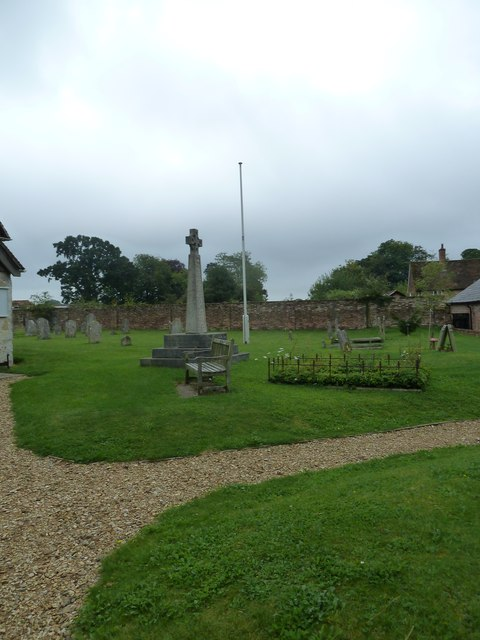 Dummer - All Saints Church:  churchyard (i)