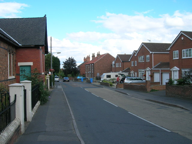 Station Road, Ranskill