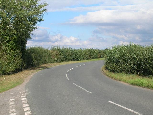 Baulk Lane heading east