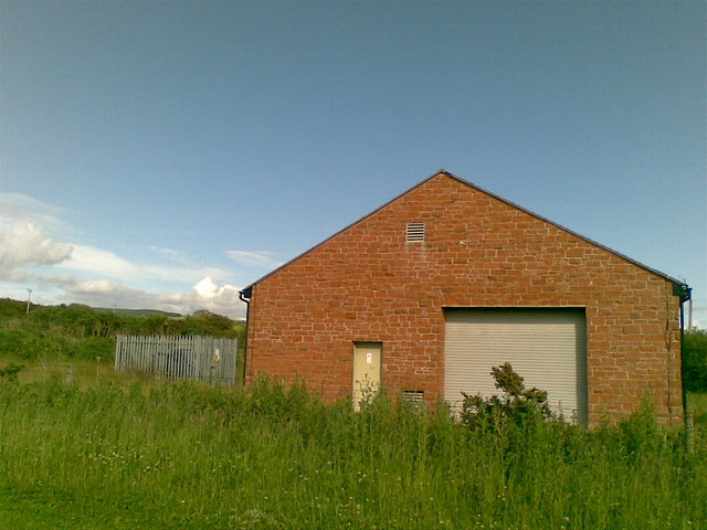 Pumping Station near Egremont