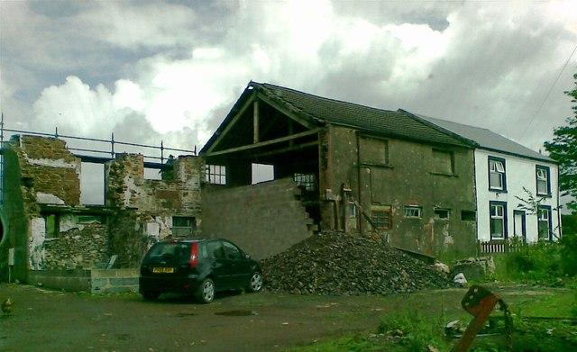 Barn conversion, Oxenriggs Farm