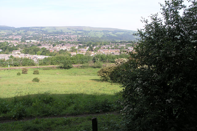 View over Hadfield