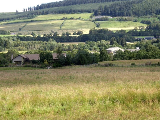 A roadside cottage