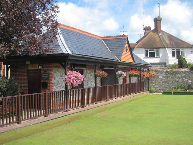 Motcombe bowling green club house