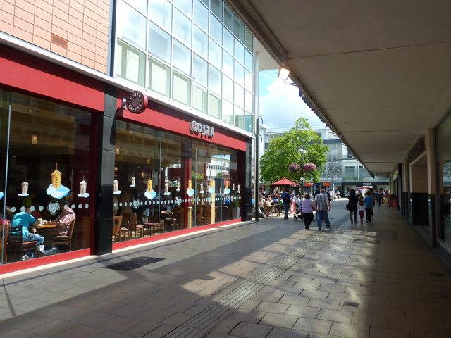 Costa Coffee Queens Square Crawley