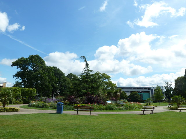 Memorial Gardens, August 2011 (a)