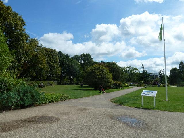 Memorial Gardens, August 2011 (b)