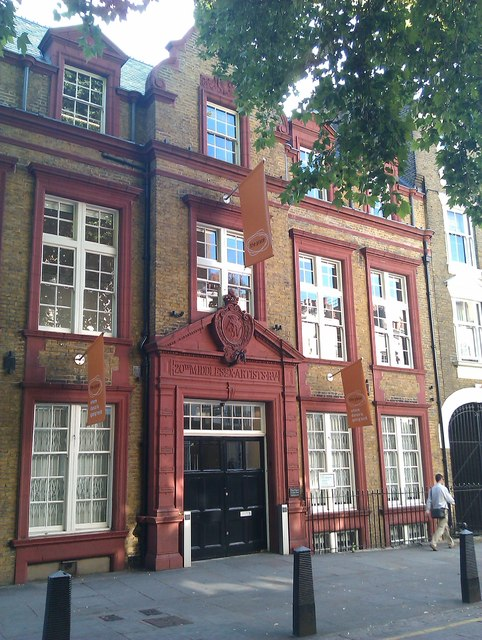 The Place, Duke's Road, WC1
