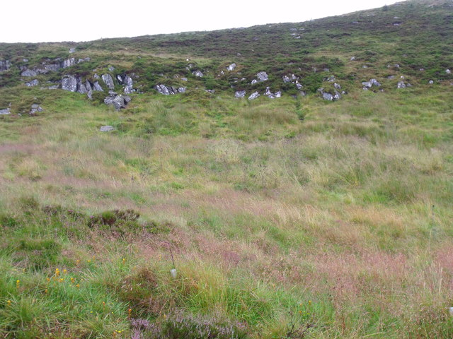 Spot the sitka high up on the north-west slopes of Binnean nan Gobhar's outlier above Loch Ard Forest