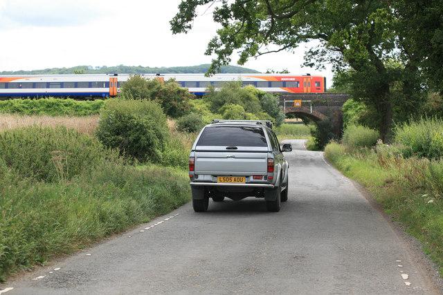 Rail over road