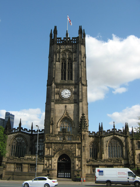 Manchester Cathedral 169 Stephen Armstrong Cc By Sa 2 0 Geograph Britain And Ireland