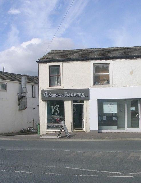 Birkenshaw Barbers - Bradford Road