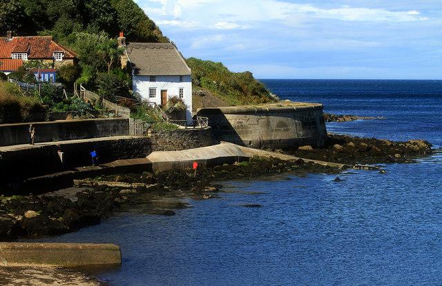Coastguard Cottage at Runswick Bay