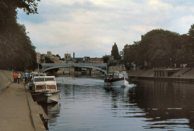 River Ouse, Lendal Bridge
