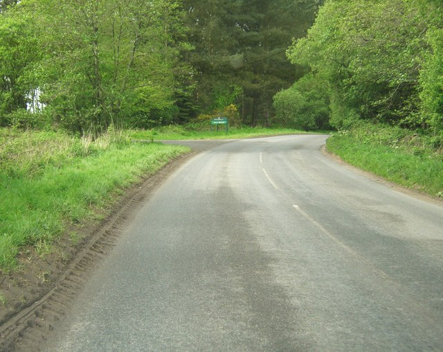 The entrance to Torrs Warren