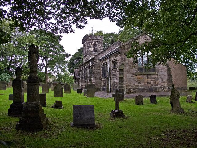 St Chad's Parish Church, Bagnall