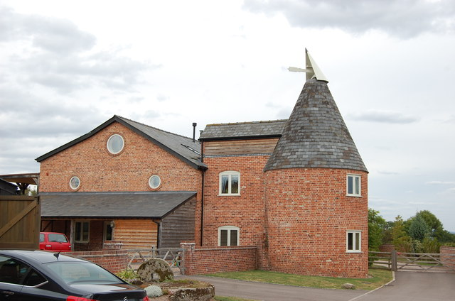 Converted Oast House at Bartestree